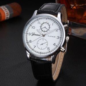 Other - ⌚️NEW⌚️ Unisex Luxury Analog Leather Quartz Watch